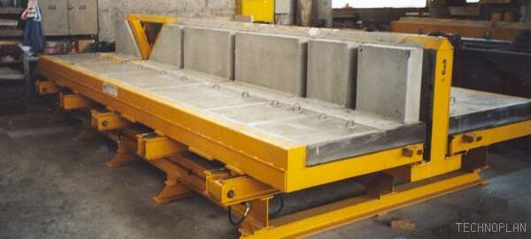 Angle-Element Formwork System MS-WSE